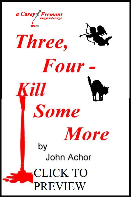 Three, Four ... cover