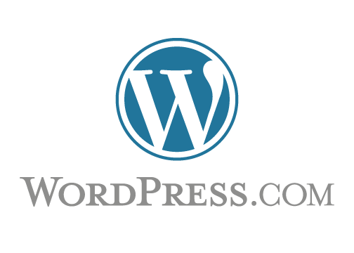 Wordpress logo & link