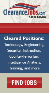 Find a Security Clearance Job!